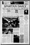 Spartan Daily, September 18, 2003 by San Jose State University, School of Journalism and Mass Communications