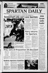 Spartan Daily, September 19, 2003 by San Jose State University, School of Journalism and Mass Communications