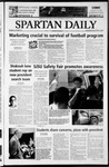 Spartan Daily, September 24, 2003 by San Jose State University, School of Journalism and Mass Communications