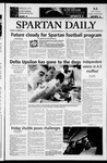 Spartan Daily, September 25, 2003
