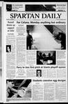 Spartan Daily, September 30, 2003