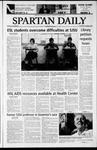 Spartan Daily, October 2, 2003
