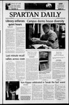 Spartan Daily, October 7, 2003 by San Jose State University, School of Journalism and Mass Communications
