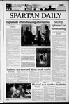 Spartan Daily, October 9, 2003 by San Jose State University, School of Journalism and Mass Communications