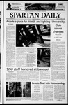 Spartan Daily, October 10, 2003