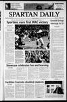 Spartan Daily, October 13, 2003