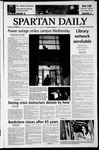 Spartan Daily, October 23, 2003 by San Jose State University, School of Journalism and Mass Communications