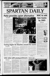 Spartan Daily, October 24, 2003 by San Jose State University, School of Journalism and Mass Communications