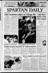 Spartan Daily, October 29, 2003