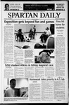Spartan Daily, November 4, 2003 by San Jose State University, School of Journalism and Mass Communications