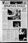 Spartan Daily, November 5, 2003 by San Jose State University, School of Journalism and Mass Communications
