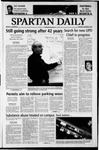 Spartan Daily, November 6, 2003