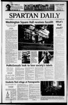 Spartan Daily, November 7, 2003 by San Jose State University, School of Journalism and Mass Communications