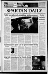 Spartan Daily, November 12, 2003 by San Jose State University, School of Journalism and Mass Communications