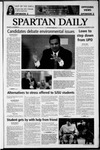 Spartan Daily, November 19, 2003 by San Jose State University, School of Journalism and Mass Communications