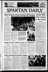 Spartan Daily, November 20, 2003
