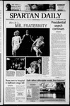 Spartan Daily, November 21, 2003 by San Jose State University, School of Journalism and Mass Communications