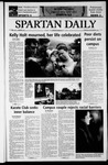 Spartan Daily, November 24, 2003 by San Jose State University, School of Journalism and Mass Communications