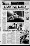 Spartan Daily, November 25, 2003