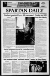 Spartan Daily, December 2, 2003 by San Jose State University, School of Journalism and Mass Communications