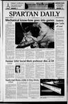 Spartan Daily, December 5, 2003
