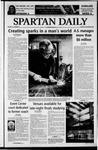 Spartan Daily, December 8, 2003