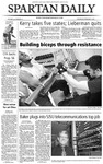 Spartan Daily, February 4, 2004 by San Jose State University, School of Journalism and Mass Communications