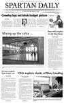 Spartan Daily, February 5, 2004 by San Jose State University, School of Journalism and Mass Communications