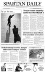 Spartan Daily, February 11, 2004 by San Jose State University, School of Journalism and Mass Communications