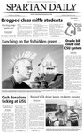 Spartan Daily, February 16, 2004 by San Jose State University, School of Journalism and Mass Communications