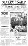 Spartan Daily, February 19, 2004 by San Jose State University, School of Journalism and Mass Communications