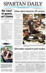 Spartan Daily, February 24, 2004