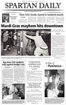 Spartan Daily, February 26, 2004 by San Jose State University, School of Journalism and Mass Communications