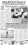 Spartan Daily, February 27, 2004 by San Jose State University, School of Journalism and Mass Communications