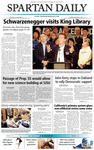 Spartan Daily, March 1, 2004 by San Jose State University, School of Journalism and Mass Communications