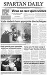 Spartan Daily, March 2, 2004 by San Jose State University, School of Journalism and Mass Communications