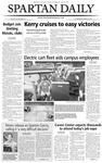Spartan Daily, March 3, 2004 by San Jose State University, School of Journalism and Mass Communications