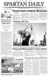 Spartan Daily, March 4, 2004 by San Jose State University, School of Journalism and Mass Communications