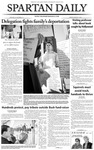 Spartan Daily, March 5, 2004 by San Jose State University, School of Journalism and Mass Communications