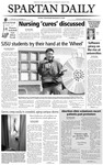 Spartan Daily, March 8, 2004 by San Jose State University, School of Journalism and Mass Communications