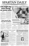 Spartan Daily, March 9, 2004 by San Jose State University, School of Journalism and Mass Communications