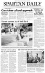 Spartan Daily, March 10, 2004 by San Jose State University, School of Journalism and Mass Communications