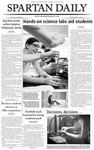 Spartan Daily, March 12, 2004 by San Jose State University, School of Journalism and Mass Communications