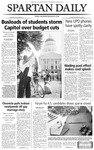 Spartan Daily, March 16, 2004 by San Jose State University, School of Journalism and Mass Communications