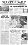 Spartan Daily, March 17, 2004 by San Jose State University, School of Journalism and Mass Communications