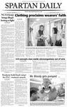 Spartan Daily, March 19, 2004 by San Jose State University, School of Journalism and Mass Communications