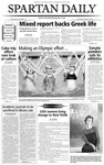 Spartan Daily, March 23, 2004 by San Jose State University, School of Journalism and Mass Communications