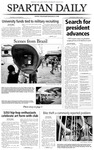 Spartan Daily, April 8, 2004 by San Jose State University, School of Journalism and Mass Communications
