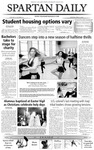 Spartan Daily, April 12, 2004 by San Jose State University, School of Journalism and Mass Communications
