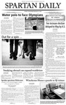 Spartan Daily, April 15, 2004 by San Jose State University, School of Journalism and Mass Communications
